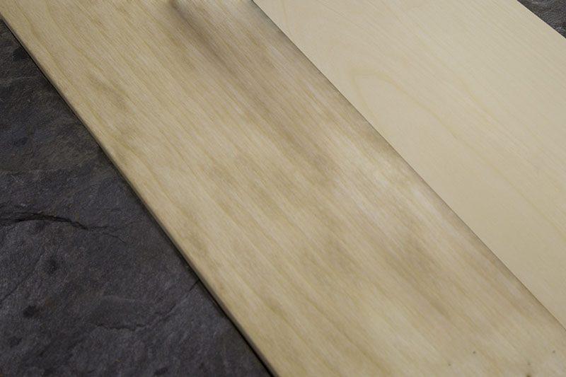 Luonnon Haapa Laudelauta 140x28mm